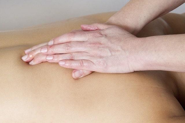 Thuisstudie massage bij rugklachten